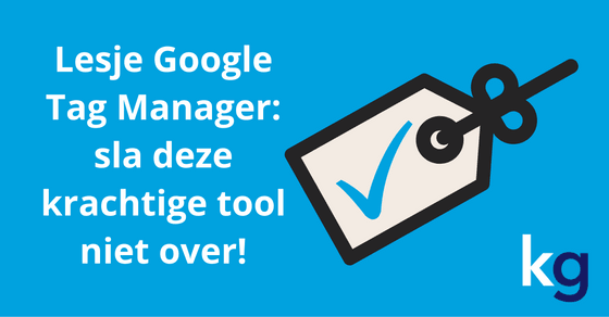 google tag manager header