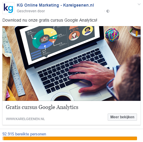 facebook ad marketing automation