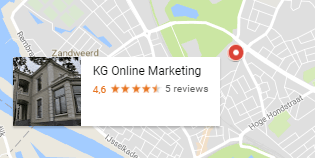 kg online marketing op kaart