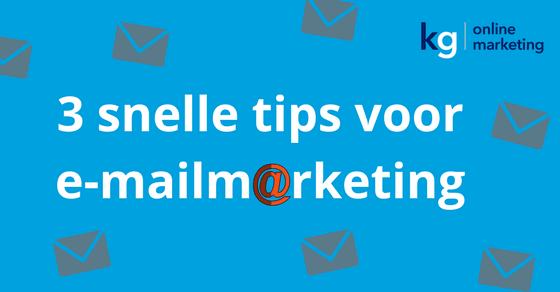 tips emailmarketing