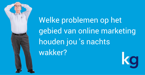 welke_onlinemarketing_problemen